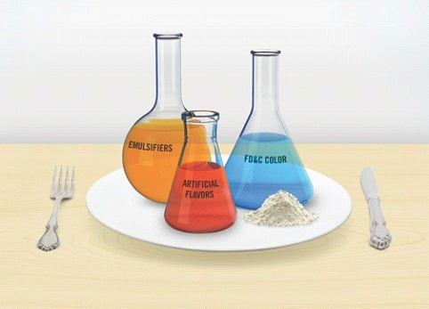 chemistry in the kitchen: food additives essay Food additives can, for example, prolong the shelf life of foods others, such as   be found in food as a result of a production process such as heating/cooking or.